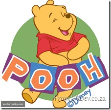 Even this Pooh is confused by the new PU!