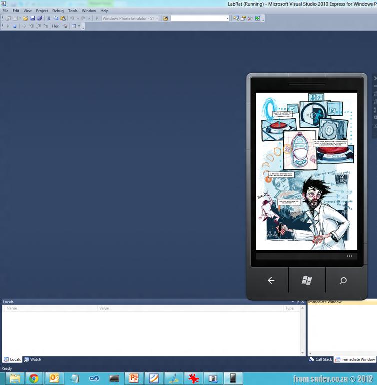 Windows Phone   Robert MacLean